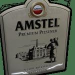 Amstel-reclame-bord